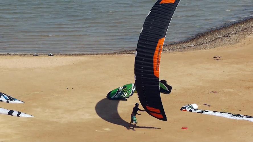 Flysurfer Sonic Fr 11m 15m 18m Race Kites Flysurfer Kites