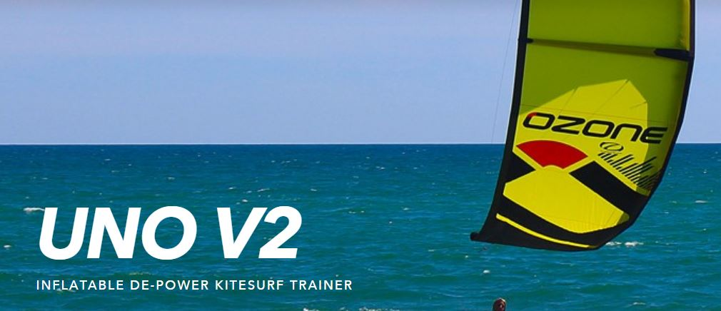 Ozone Uno V2 | Kite | Kiteboarding Kitesurfing Canada USA ...