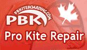 Kiteboarding Kite Repairs Repairs Canada USA